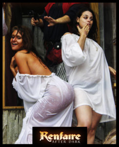 Wet Chemise contest to be held at Renfaire After Dark
