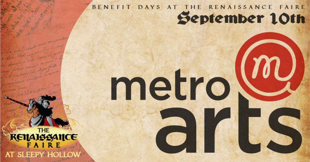 Metro Arts Alliance Benefit Day at the Renaissance Faire.