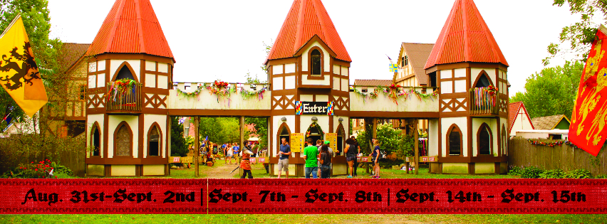 Official date announcement for Des Moines own: Renaissance Faire at Sleepy Hollow